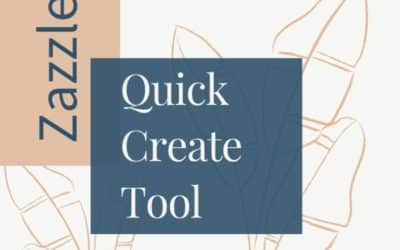 How To Use Zazzle Quick Create Tool to Upload Designs Fast