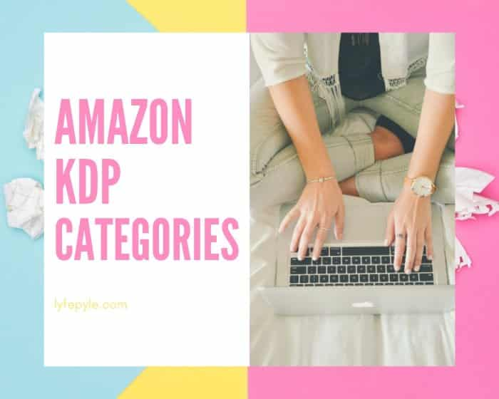Amazon KDP Categories Missing