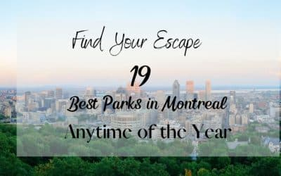 19 Best Parks in Montreal Anytime of Year