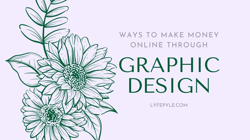 How to Make Money Online as a Graphic Designer