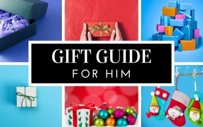 Gift Ideas For Him – Birthday, Christmas, & Valentines Day Gift Ideas That He'll Love