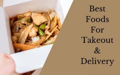 Best Cuisine To Get For Takeout Or Delivery