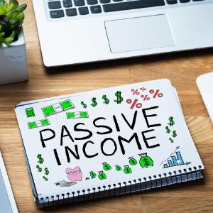 Amazon KDP provides passive income