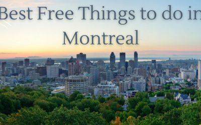 Top 26 Free Things to do in Montreal