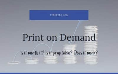 Is Print on Demand Worth it? Is it Profitable? Does it Work?