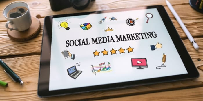 Use Social Media Marketing to get found on RedBubble