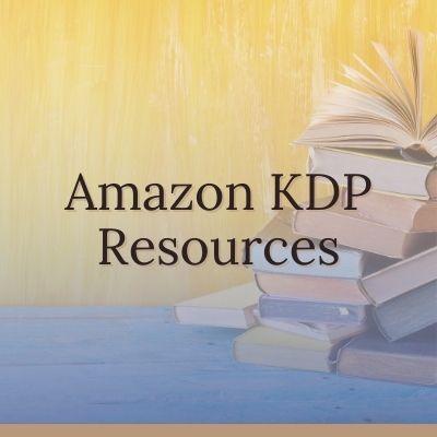 Amazon KDP Resources