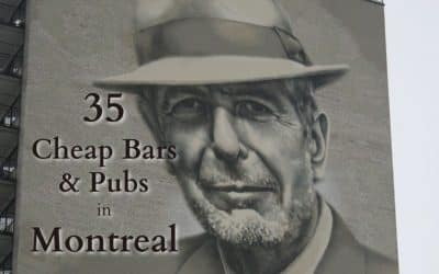 35 Cheap Bars and Pubs in Montreal You Need to Check Out