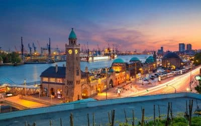 What is Hamburg known for?