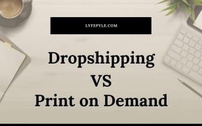The Difference Between Print on Demand and Dropshipping