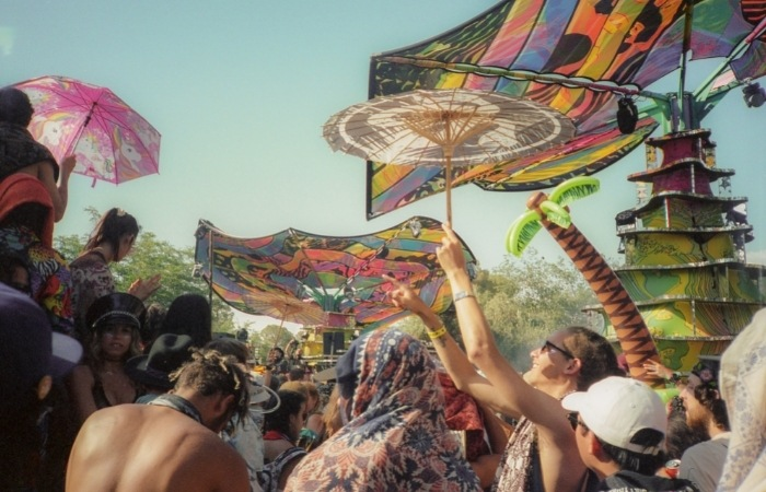 Bakersfield California, Lightning in a bottle music festival