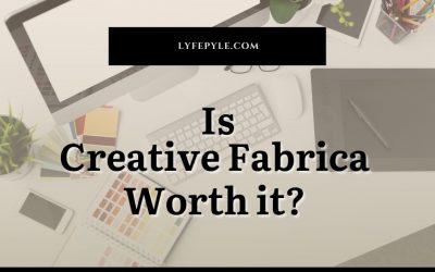 Is Creative Fabrica Worth it?Plus $1 Subscription Bonus!